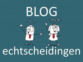 blog echtscheidingen