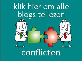 Blogs conflicten